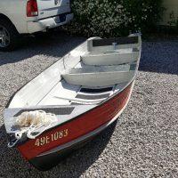 Springbok Boat