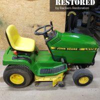 Restored John Deer Mower
